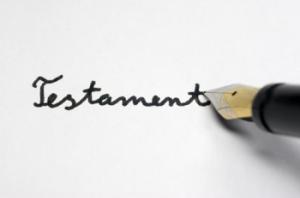 Advocaatinschakelen-testament