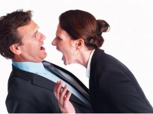 problemen met zakenpartner
